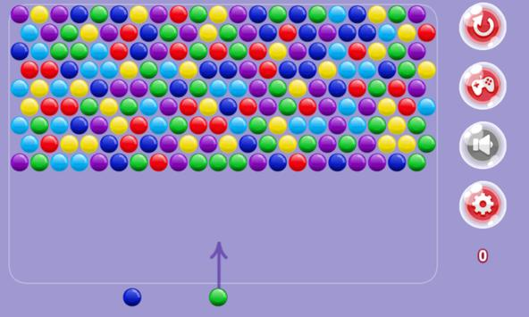Bubble Shooter Classic poster