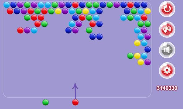 Bubble Shooter Classic screenshot 1