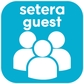 Setera Guest Phone icon