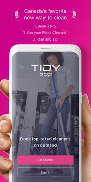 TIDY app 海报