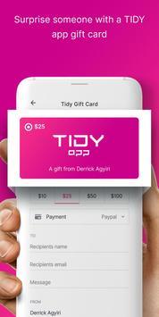 TIDY app 截图 7