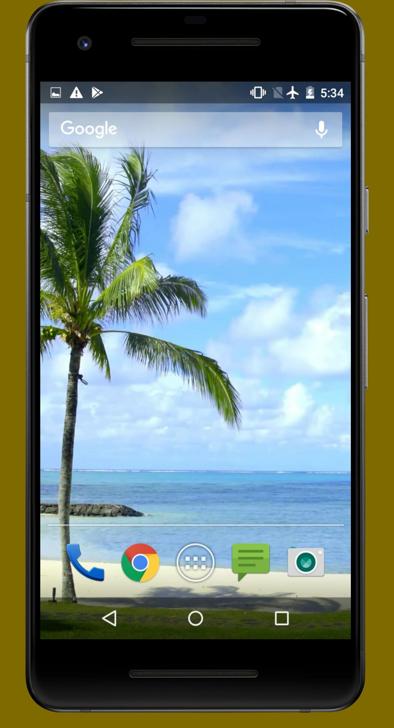 4k Beach Scene Video Wallpaper For Android Apk Download