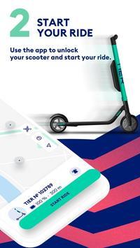TIER - Scooter Sharing screenshot 1