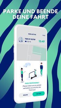 TIER - Scooter Sharing Screenshot 4