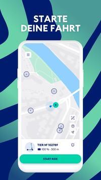 TIER - Scooter Sharing Screenshot 3