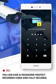 Background video recorder –  Video Recorder Pro screenshot 3