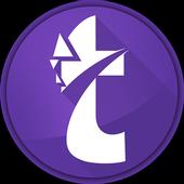✅ تیک نت وی پی ان  |  TikNet VPN 圖標