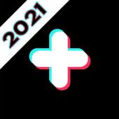 TikFollowers- TikTok get followers, Tik Tok likes ikona