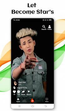 MAX Taka Tak - Short Video App Made in India screenshot 1