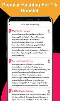 Followers and Likes For tiktok Free screenshot 2