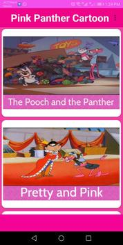 Pink Panther Cartoon poster