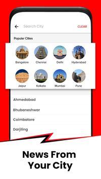 India News, Latest News App, Live News Headlines screenshot 4