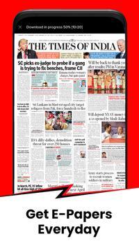 India News, Latest News App, Live News Headlines screenshot 6