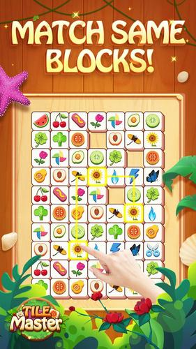 Download Tile Master – Classic Triple Match & Puzzle Game Apk For Android
