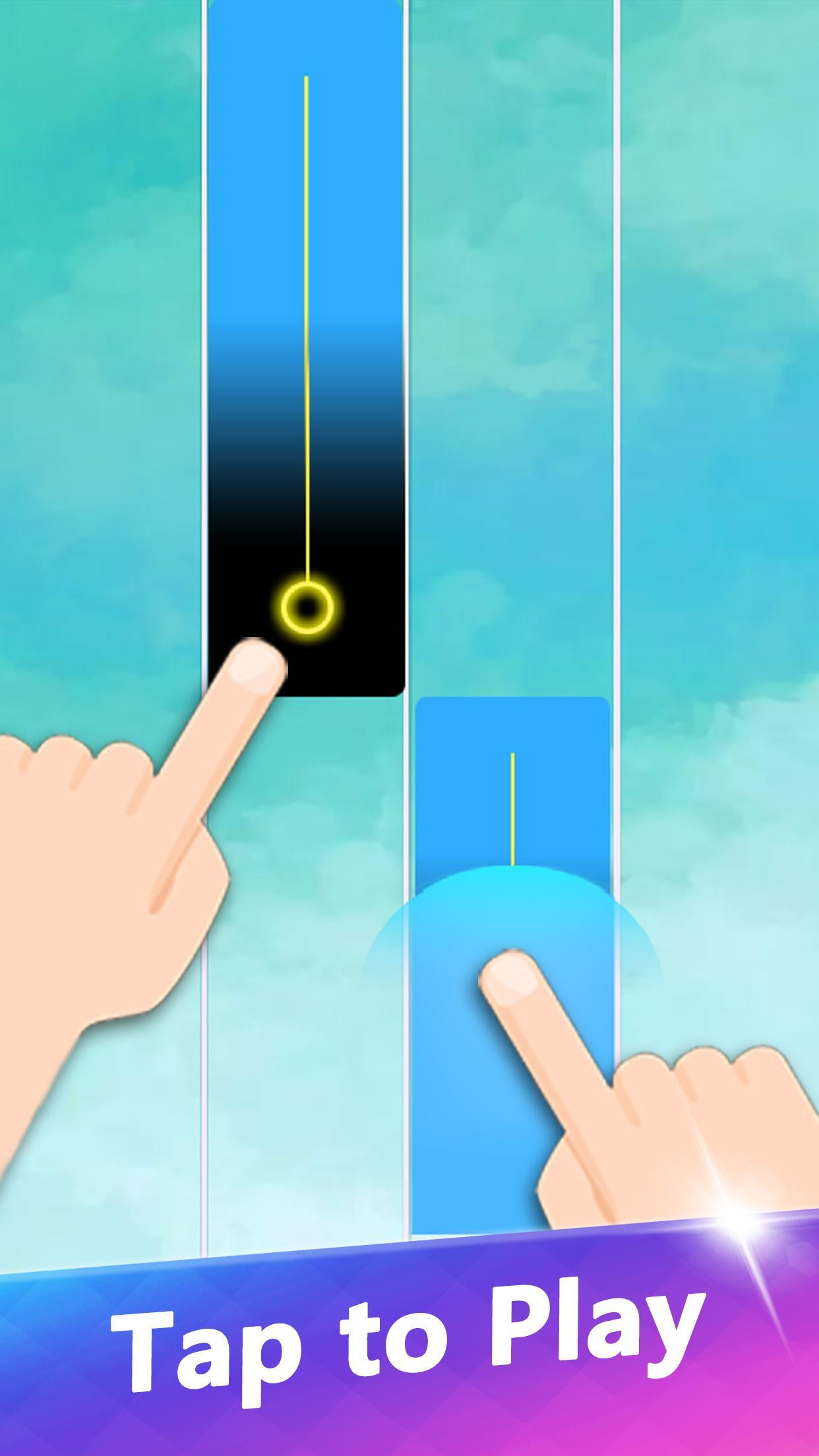 Anime Music Tiles: Piano Dream for Android - APK Download