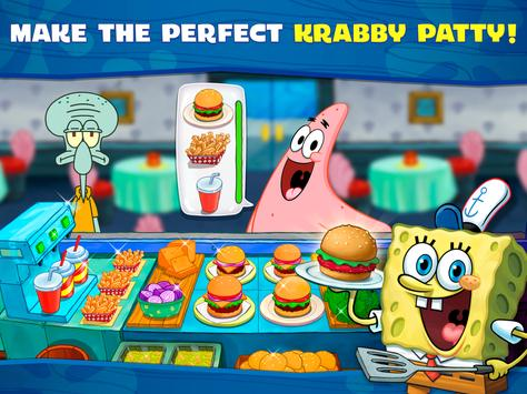 Spongebob: Krusty Cook-Off स्क्रीनशॉट 17