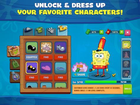 SpongeBob: Krusty Cook-Off screenshot 21