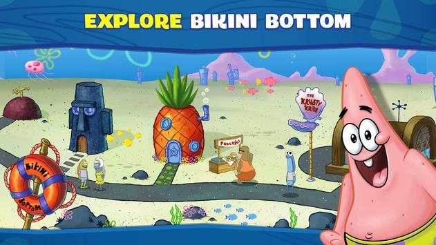SpongeBob: Krusty Cook-Off screenshot 3