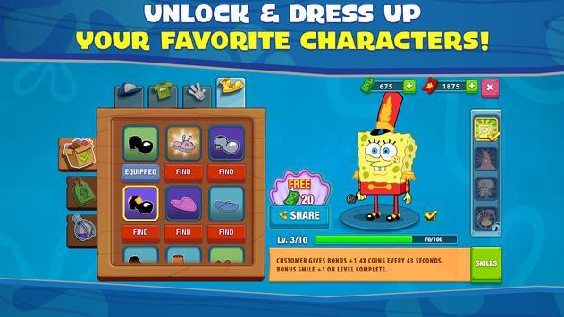 SpongeBob: Krusty Cook-Off screenshot 5