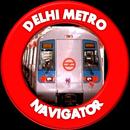 Delhi Metro Navigator -New Fare,Route,Map 2018 APK