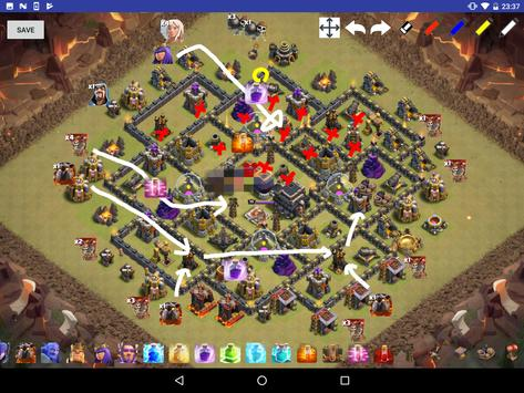 Army Editor for Clash of Clans poster