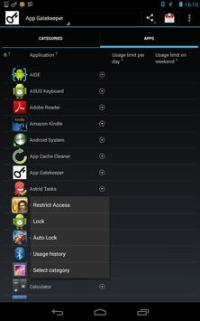 App Gatekeeper screenshot 19