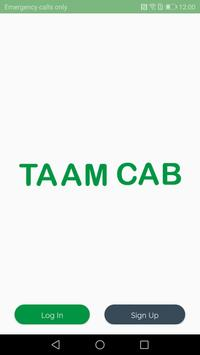 Taam  Cab screenshot 2
