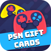 Gift Cards for PSN: Free Coupons & Rewards icon