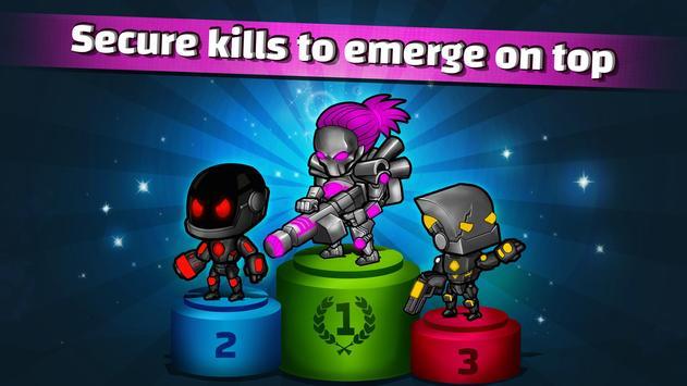 Neon Blasters screenshot 1