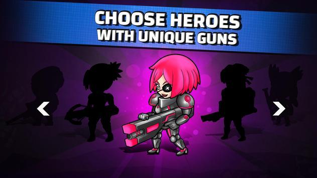 Neon Blasters screenshot 9