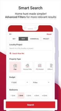 Magicbricks Property Search & Real Estate App screenshot 1