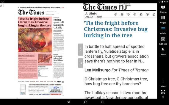 The Times of Trenton screenshot 13