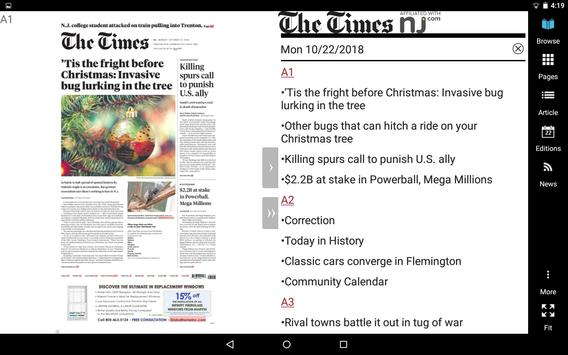 The Times of Trenton screenshot 6
