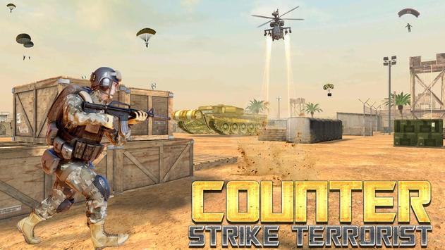 CS - Counter Strike Terrorist poster