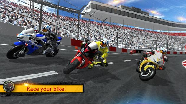 Game Balap Motor bike racing 2018 - extreme bike race