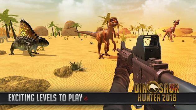 dinosaur hunter 2018 hacked apk