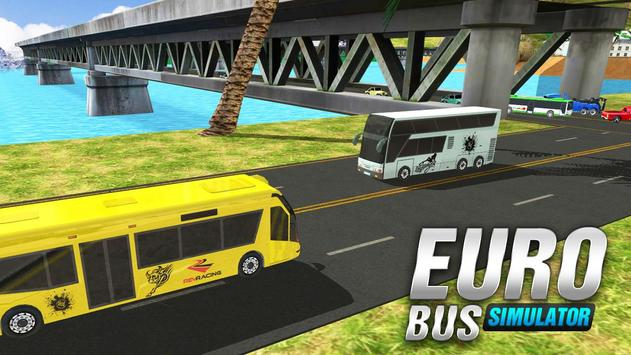 Euro Bus Simulator 2018 screenshot 11