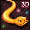 3D Snake . io أيقونة