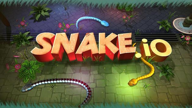 3D Snake . io screenshot 1