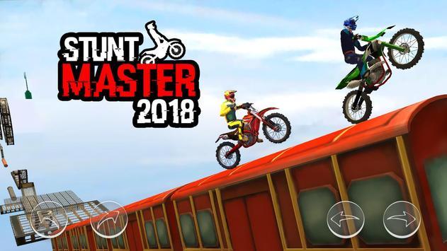 Bike Stunt Master постер
