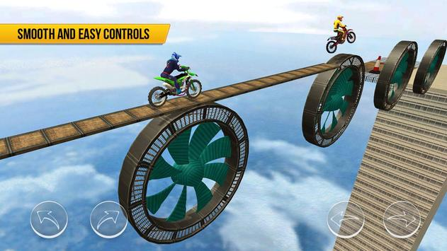 Bike Stunt Master скриншот 1