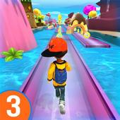 Run Run 3D 3 icon