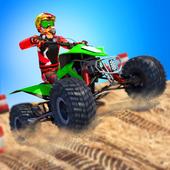 ATV Quad Bike : Bike Wheeling Stunts icon