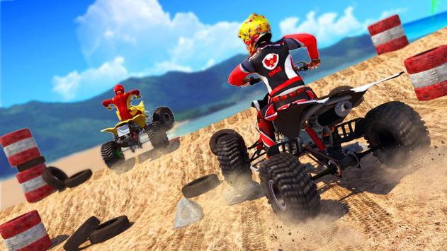 ATV Quad Bike : Bike Wheeling Stunts screenshot 11