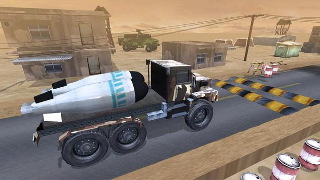 Bomb Transport 3D poster