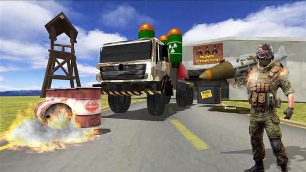 Bomb Transport 3D screenshot 1