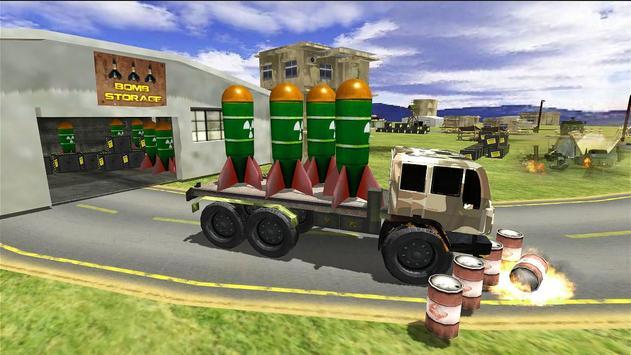 Bomb Transport 3D screenshot 2