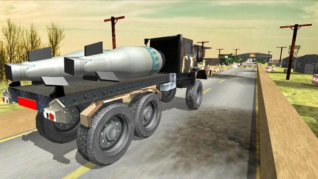 Bomb Transport 3D screenshot 5