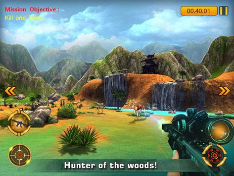 Hunter 3D poster