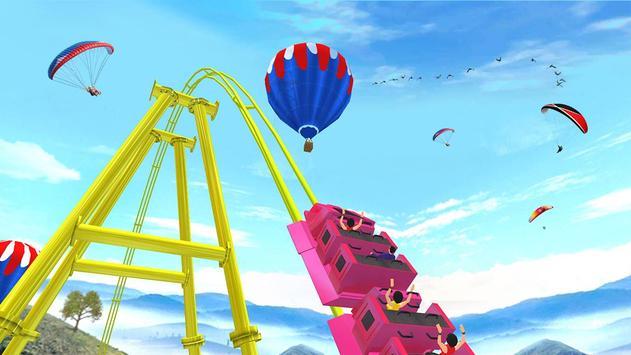 Roller Coaster 3D poster
